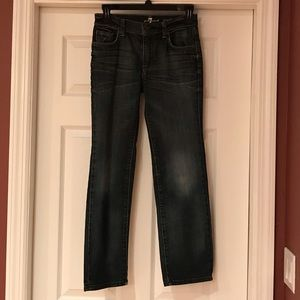 7 For All Mankind Boy's Standard Jeans